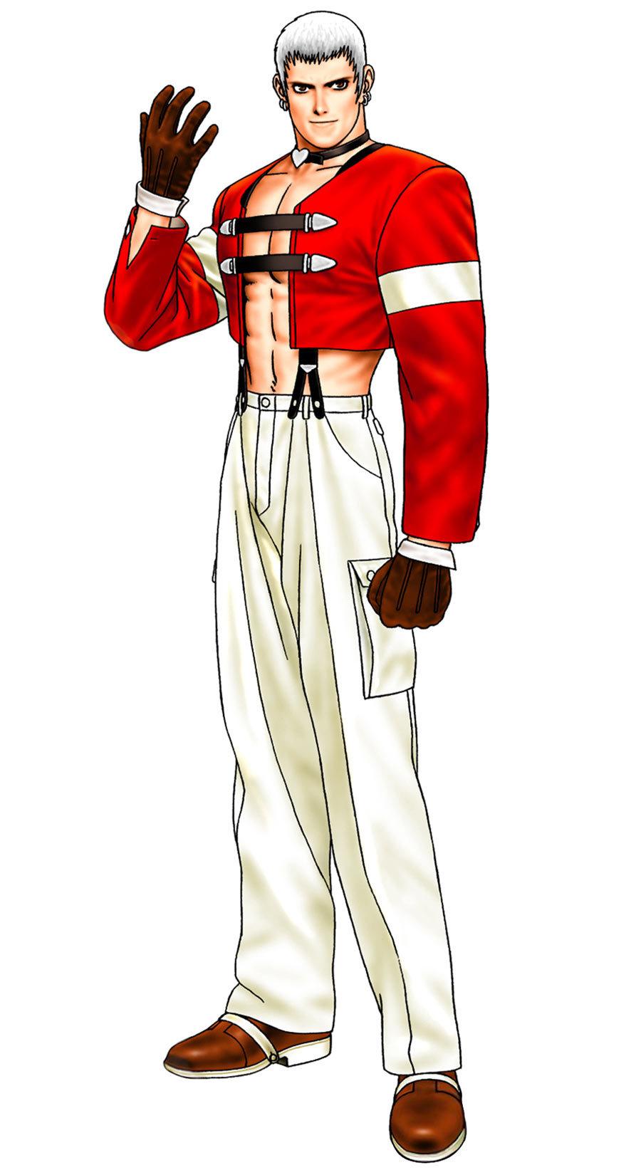 Pour vous qui est le meilleur personnage des jeux de combat SNK - Page 3 1603115c3be2188833fc46406a07c80e2eea32