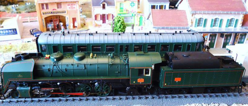 Loco vapeur 141 Jouef 3 rails AC d'origine 160745DSC02387