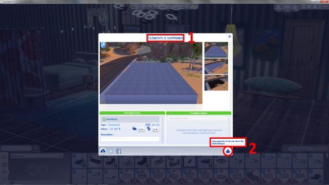 [Débutant] Supprimer facilement du jeu le contenu personnalisé dont on ne veut pas grâce à Sims 4 Tray Importer 160957Post5image5