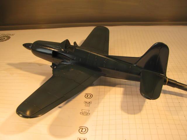 Ryan XF2R-1 Dark Shark Czech Model 1/48.....Terminé! - Page 4 162955IMG1259