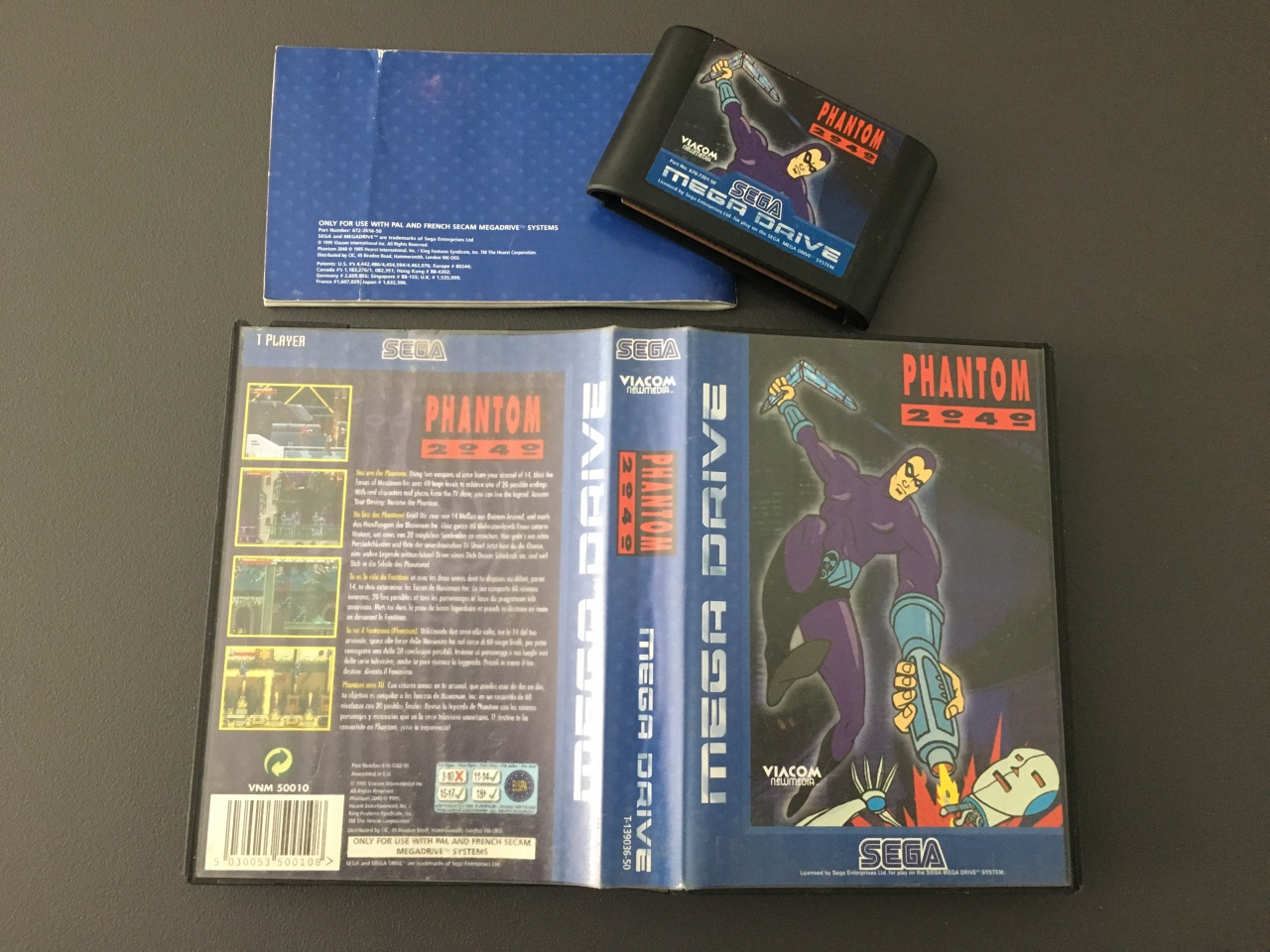 [Vendu] Phantom 2040 Megadrive  163504IMG1013