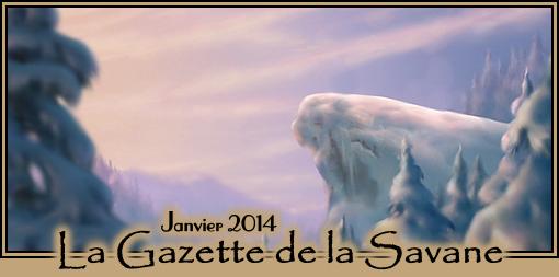 [N°1] La Gazette de la Savane (Decembre 2013) 163534TITLE