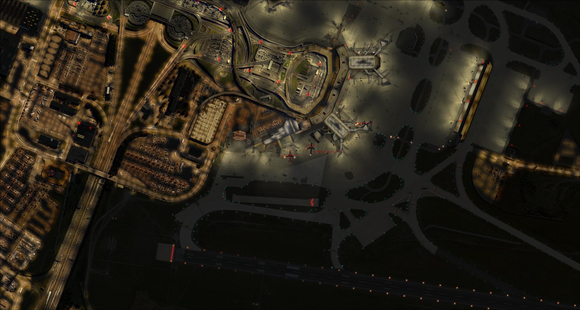 Rapport de vol: Atterrissage aux instruments 1641482014103120289201