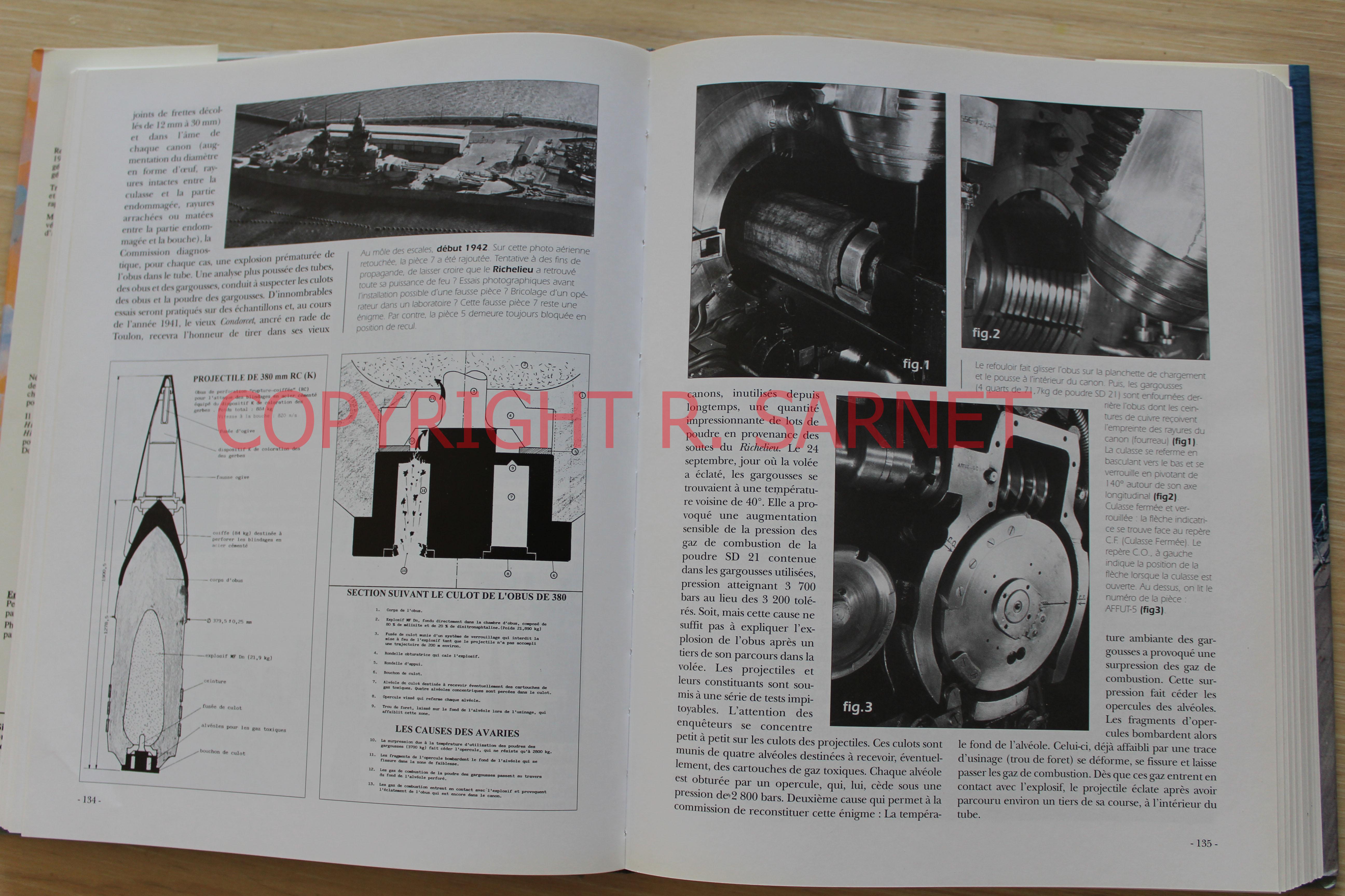 Cuirassé Richelieu 1/100 Vrsion 1943 sur plans Polonais et Sarnet + Dumas - Page 2 164647IMG0897