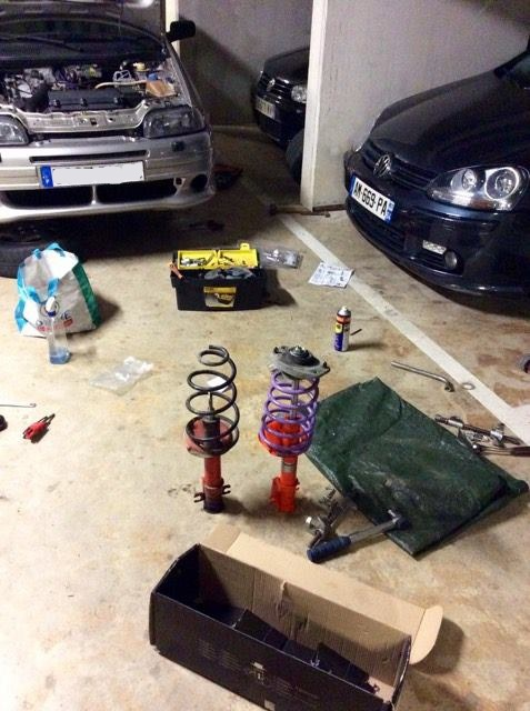 Punto Mk1 GT turbo Abarth (phase 3) Restauration by Roolette' 16477416425688102119946584453921219470756n