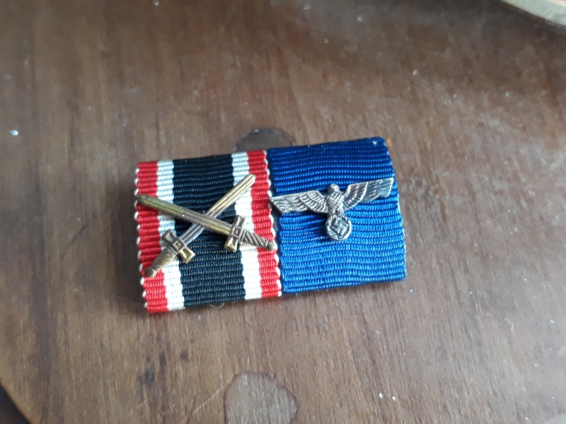 Vos barrettes & rappels de décorations - médailles - Page 2 16622520170808181637