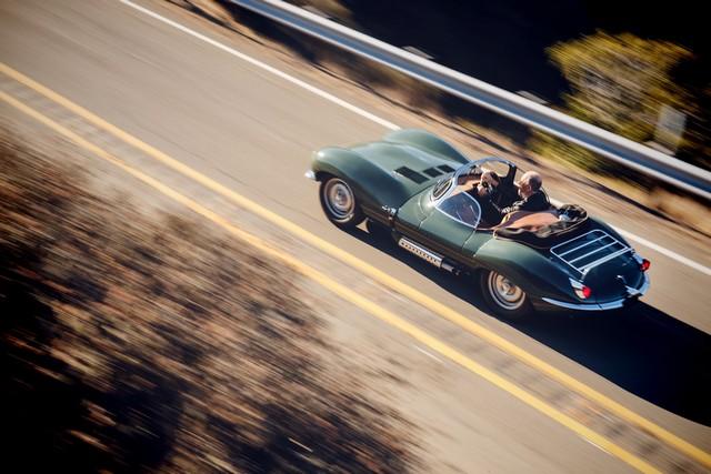 La « Nouvelle Jaguar XKSS D'origine » Dévoilée À Los Angeles  166411jaguarxkssla093