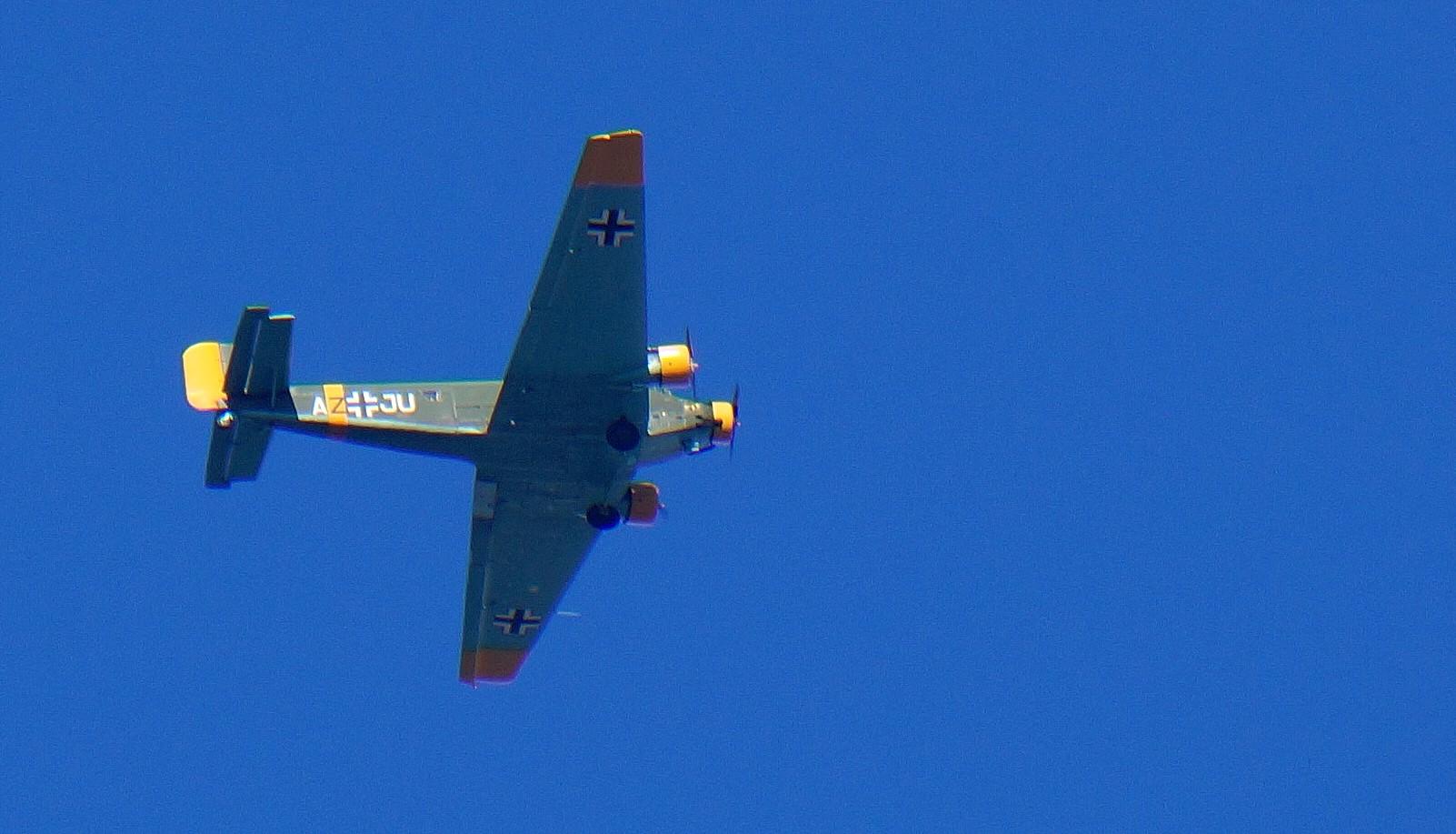 [ Aéronavale divers ] Quel est cet aéronef ? - Page 6 166571avionallemand2