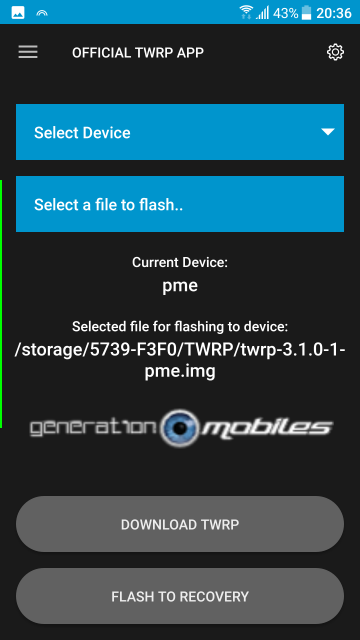 [RECOVERY HTC 10] TWRP 3.3.1-0-pme [20/05/2019] 16794913Screenshot