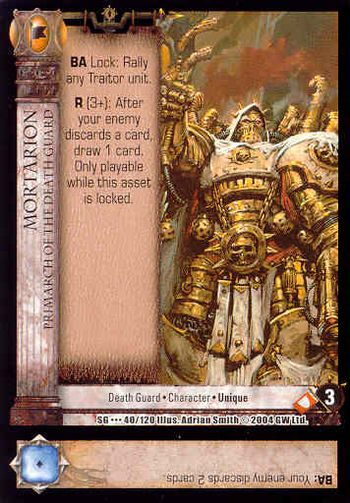 [JdC] Horus Heresy The card game 168196TCG7