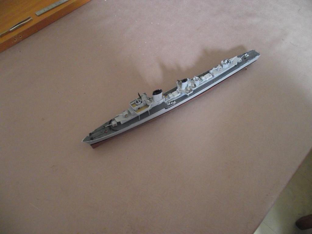 Destroyer Z43 Trumpeter au 1x350 169970DestroyerTrumpeter1x35016