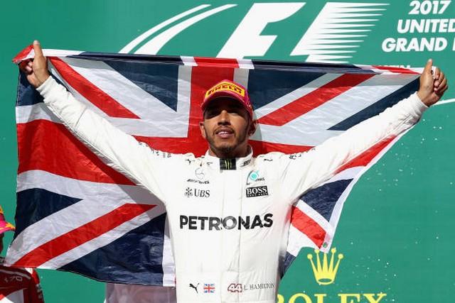 F1 GP des États-Unis 2017 : victoire Lewis Hamilton, titre constructeur pour Mercedes 171078865151618