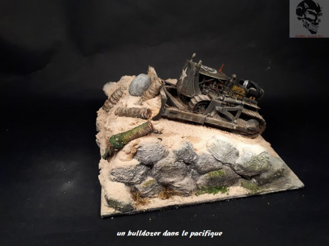 US Army bulldozer (Miniart 1/35) 17173620171108162508