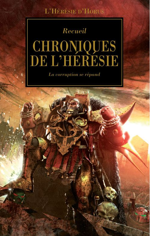 Les romans de l'Hérésie d'Horus à la BI 172845heresie9