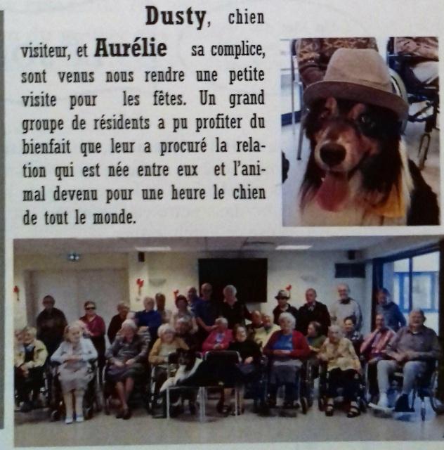 Impact du chien sur la santé humaine - Page 3 173173dustya
