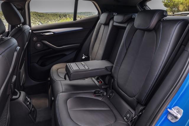 La nouvelle BMW X2 Silhouette élégante, dynamique exceptionnelle 174168P90278929highResthebrandnewbmwx2