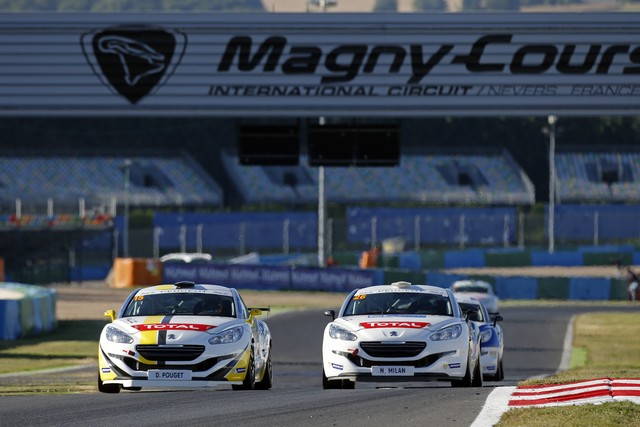 RCZ Racing Cup / David Pouget Fait Le Plein De Points À Magny-Cours ! 17443357817c0227abb