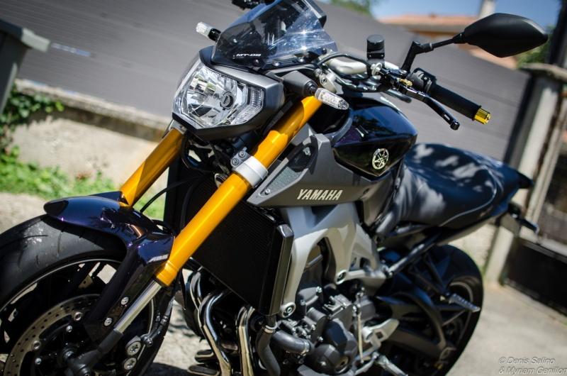 Photos de toutes les Yamaha MT-09 du forum ! :) 175081YDenisS