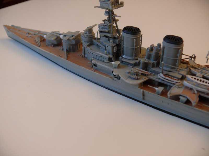 HMS Hood 1/700 Trumpeter 175513P1080028