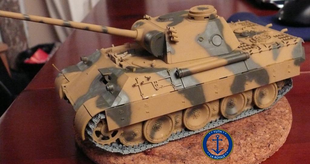 Panzerkampfwagen Panzer V Panther Ausf D. - Page 3 176446panther15