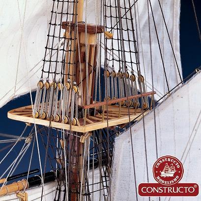Kits construction en bois, quelle marque choisir ? et niveaux de difficultés - Page 2 1768321