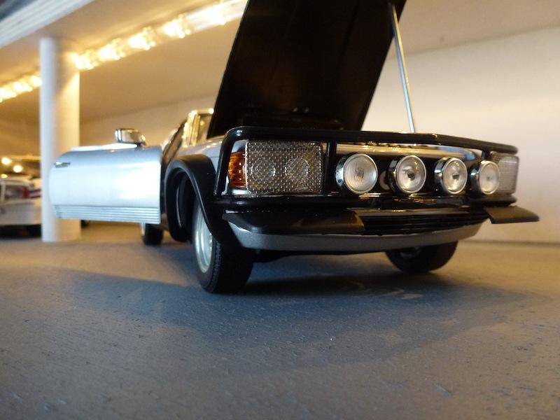 Mercedes 500 SLC Bandama 1980 RICKO  176954P1070036
