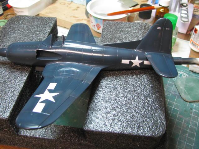 Ryan XF2R-1 Dark Shark Czech Model 1/48.....Terminé! - Page 4 177423IMG1279