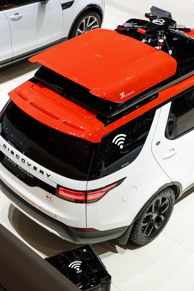 Project Hero, une version unique du nouveau Land Rover Discovery pour la Croix Rouge autrichienne  178552lrnewdiscoveryprojecthero07021710