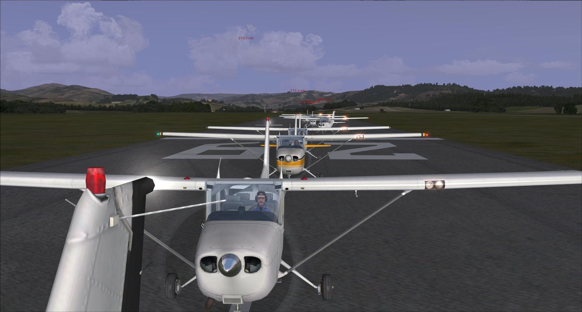 La patrouille en folie version Cessna 179138201494215137507