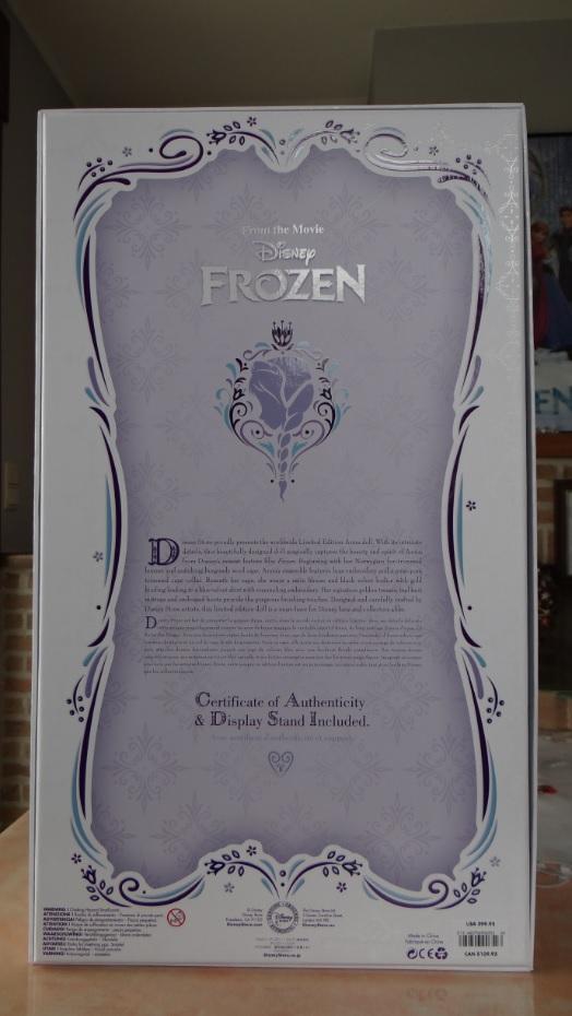 Disney Store Poupées Limited Edition 17'' (depuis 2009) - Page 37 179383875