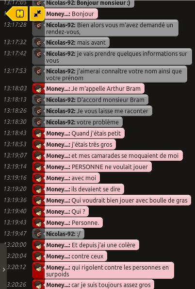 Nicolas-92 : Rapports d'actions RP [C.H.U] 179695Money1