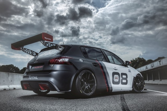 Lancement De La 308 Racing Cup En France 180407peugeot308racingcup