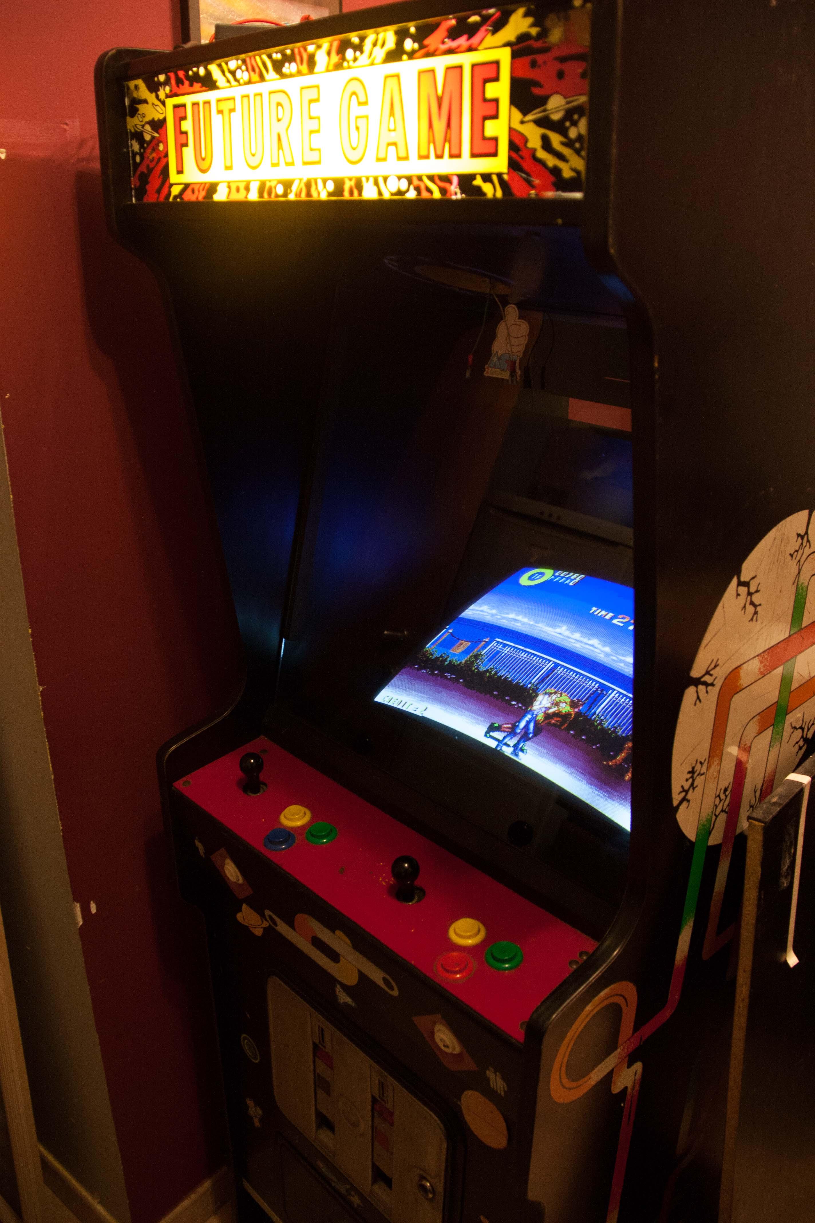 """[VENDUE] Borne Arcade """"Future Game"""" 181345IMG8507"""