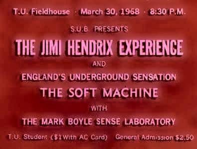 Toledo (University Of Toledo Fieldhouse) : 30 mars 1968 181371Toldeon