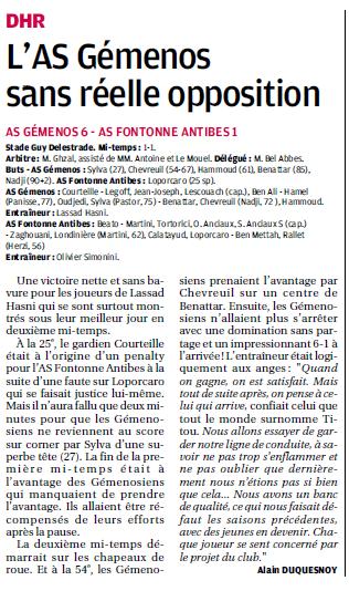 GEMENOS ....A TOMBEAUX OUVERTS// DHR - Page 32 181856473