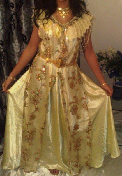 فساتين تقليدية للعروس الجزائرية-----سطايفي 182458sdorejpg