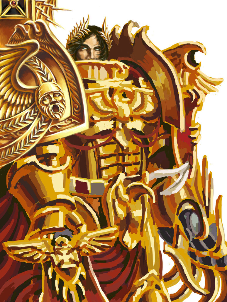 [W30K] L'Empereur de l'Humanité / The Emperor of Mankind 182544emperorofmankindwip1byn00brevolutiond3fb2hp