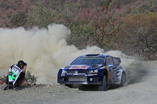 Performance maximale requise : Volkswagen peut écrire un nouveau chapitre de son histoire au Rallye du Mexique  183105md0220160226vwmswrc201603mexikovorschau