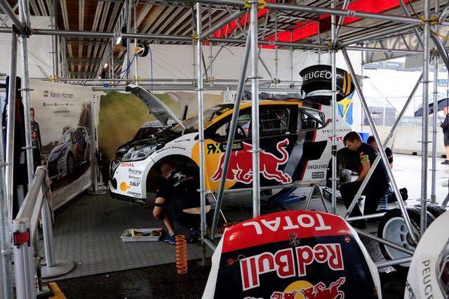 Troisième podium d'affilée pour Sébastien Loeb et la PEUGEOT 208 WRX, au Canada 1836685986829a360f9zoom