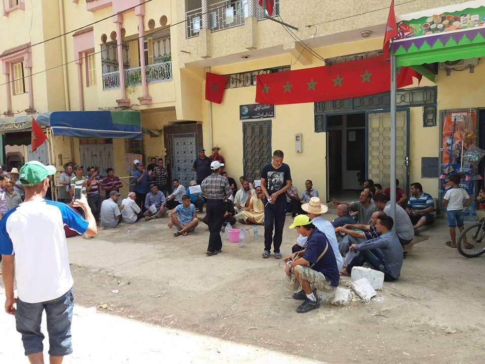 زومي : مسيرة احتجاجية  ضد العطش 183916139001586658083169082415285175152488502524n