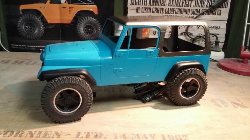 Jeep TJ Unlimited  18479520141006144715