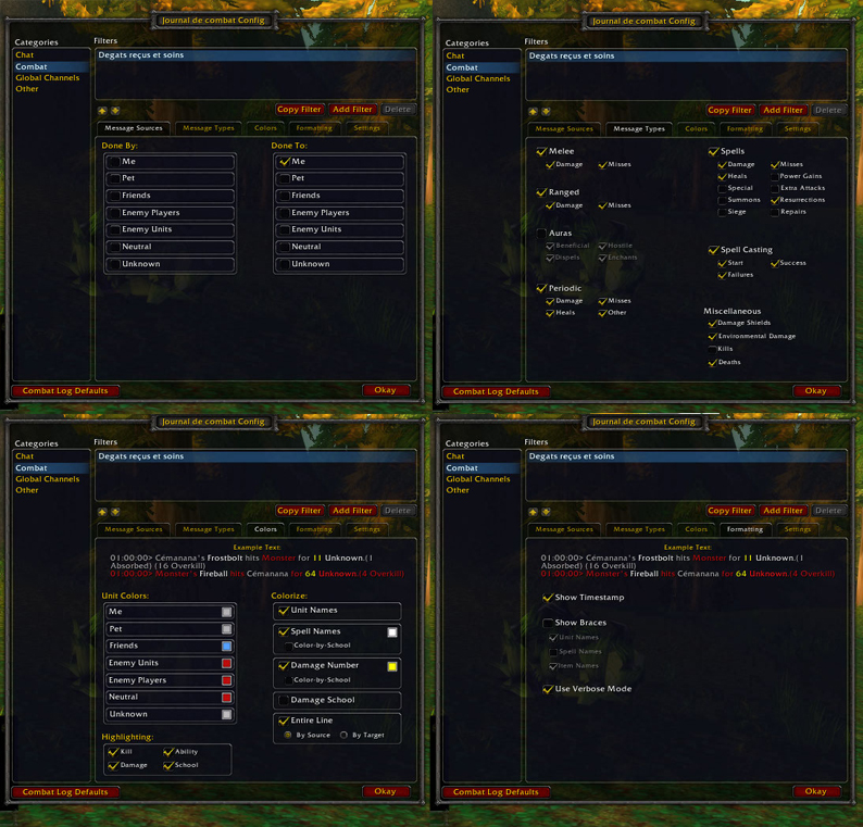 [Le Guide partie 7] Raccourcis / Interface / Macros / Addons 186185Journalcombat2