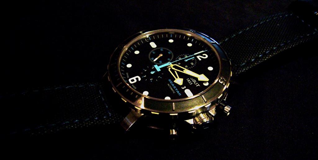 vostok - Votre montre du jour 188626Seastar