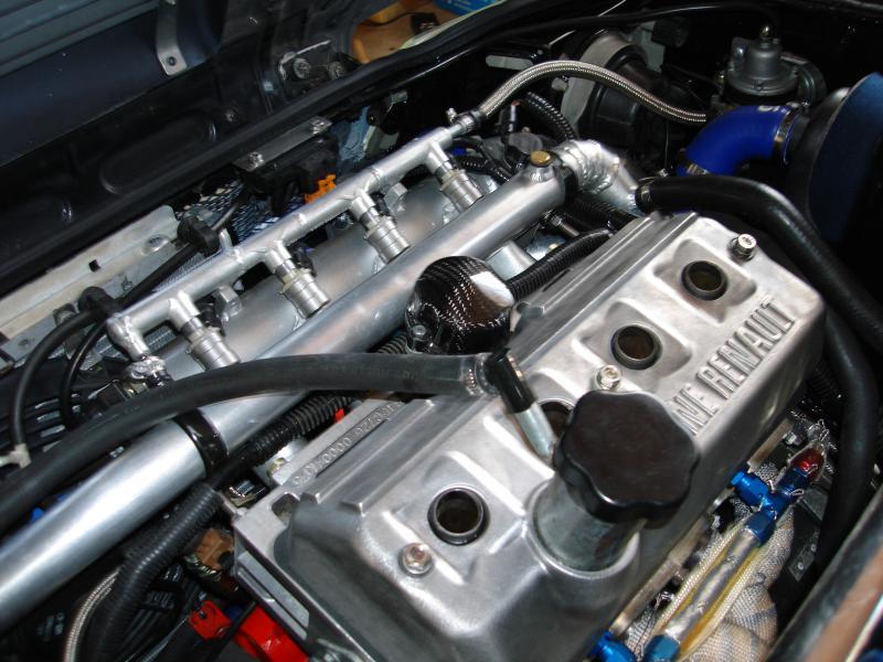 Présentation de mon Gt turbo Maxi Alpine.(vidéo du Maxi P 6) - Page 4 189445DSC05274