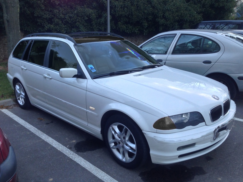 Ma nouvelle acquisition une BMW 320iA Touring 190048IMG5207