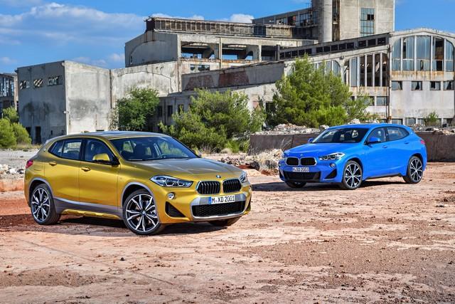 La nouvelle BMW X2 Silhouette élégante, dynamique exceptionnelle 191067P90278988highRestheallnewbmwx21