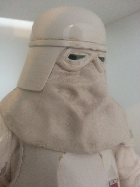 red360 review's : Star Wars Battle Of Hoth: Snowtrooper by Sideshow 19155420130426154802