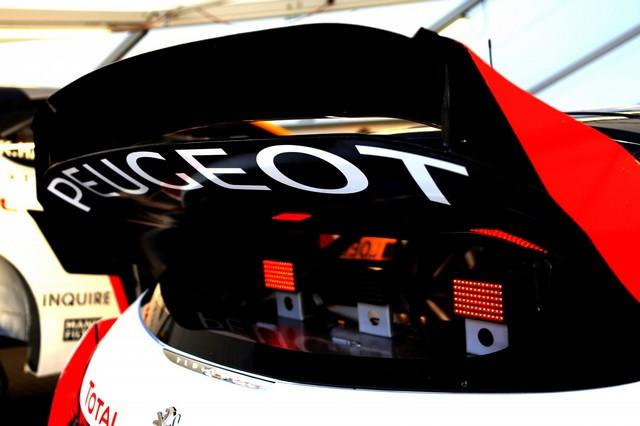 Sébastien Loeb et la PEUGEOT 208 WRX décrochent une belle deuxième place à Montalegre 19520058fc890142f45