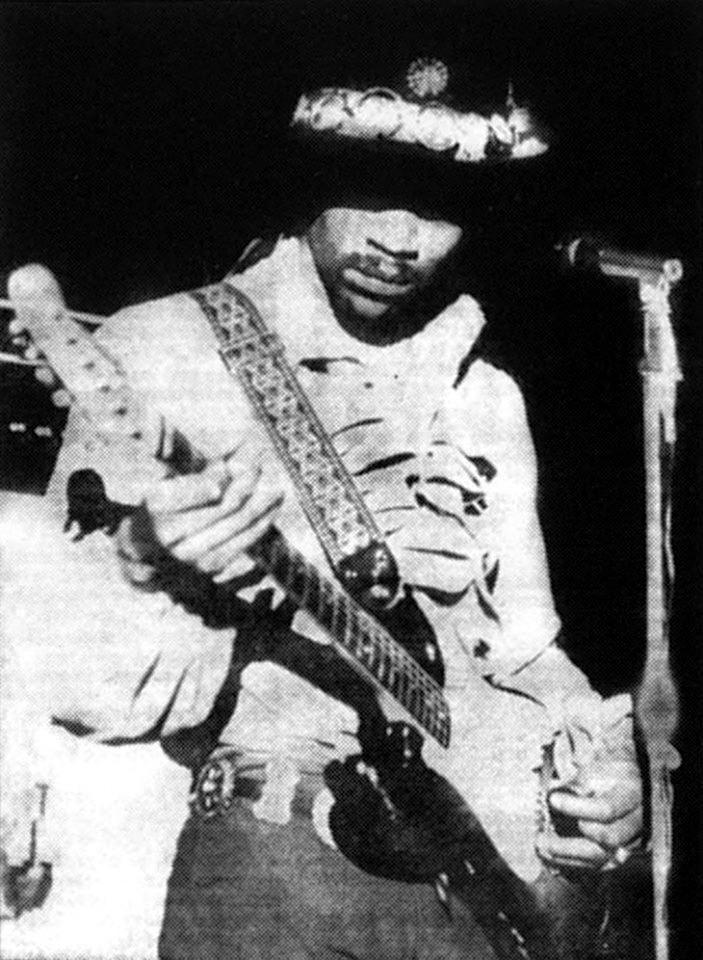 Richmond (The Mosque) : 20 août 1968 [Premier concert] 196926Mosque570n