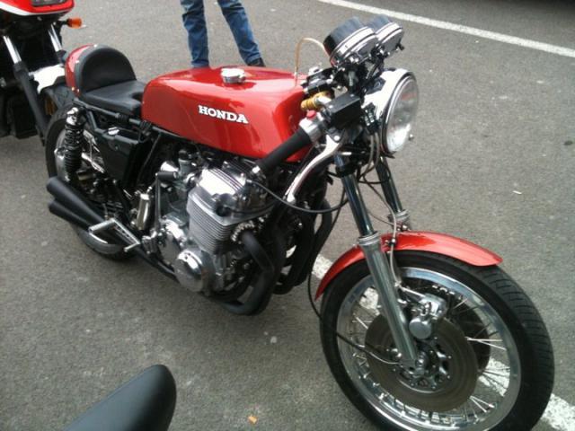 Honda cb 750 four cafe racer 198730cb750four1